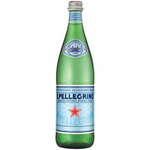 san Pelegrino water