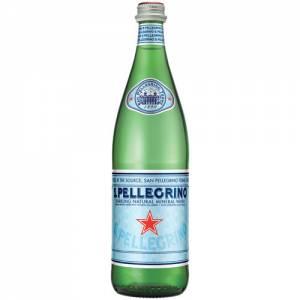 San Pelegrino water