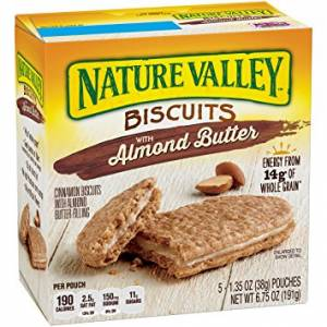 Nture Valley Biscuit
