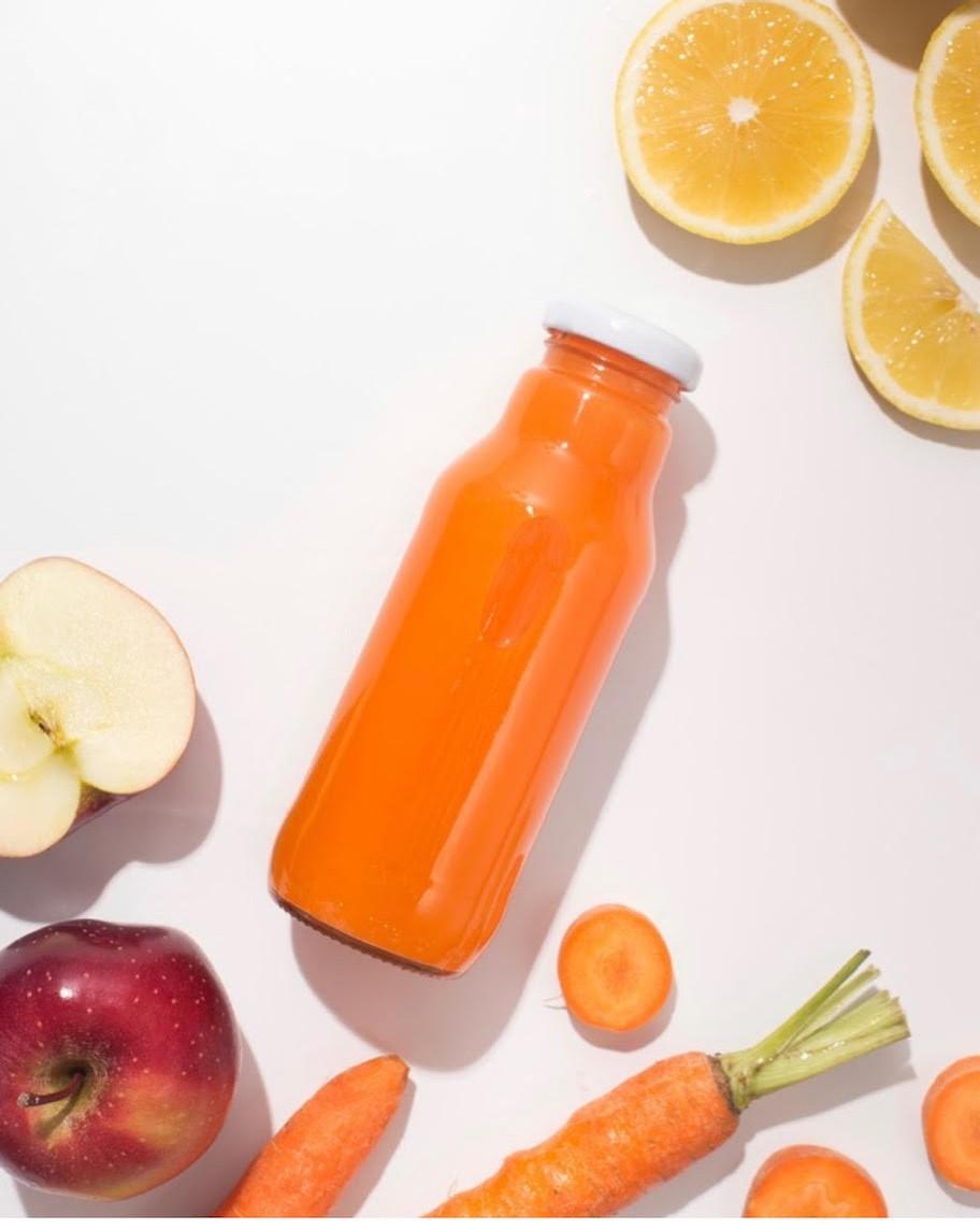 8 or 12 oz Cold press Juice