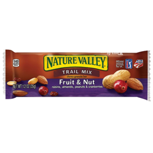 Nature Vally Trail Mix