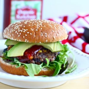 Chipotle Black Bean Burger (spicy)