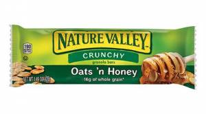 Nature Vally oat's N honey