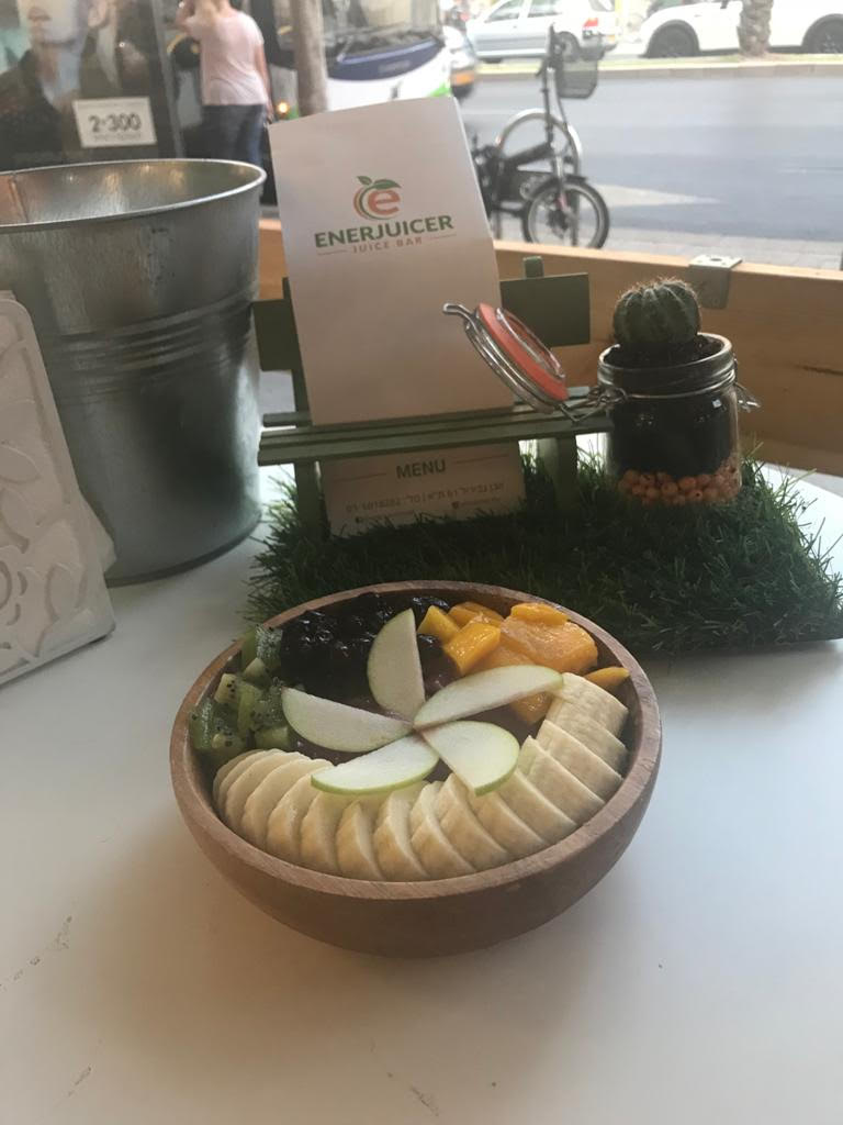 Kale Bowl
