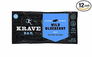 KRAVE BAR BLUEBERRY